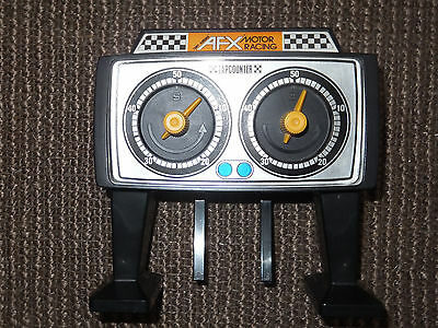 NICE AFX Tomy 50 lap counter track, excellent cond. Aurora,,Tyco, Micro ho