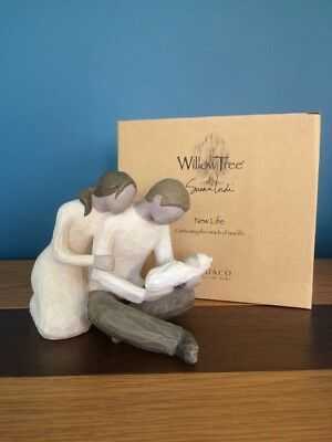 Willow Tree New Life Figure Fabulous Condition