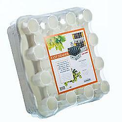 NEW Easy Drainer - 1 Tray 1 Rack 25/16 Bottles stackable up to 7 Layers