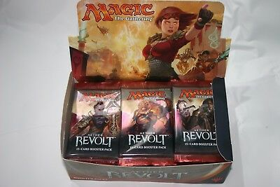35 Magic The Gathering Aether Revolt Sealed Booster Packs - Nearly a Booster Box
