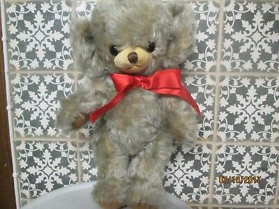 Merrythought Cheeky Centenary 1902-2002 Bear,Bells in Ear. Perfect condition.