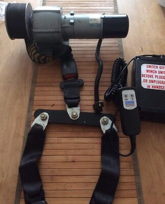 CompletBHW Winch Assist2 Heavy Duty wheelchair winch 12v For Mobility Vehicles.