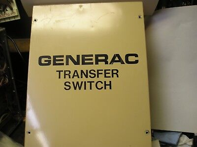 GENERAC RTSC 100 AMP SMART SWITCH with Load Management Technology