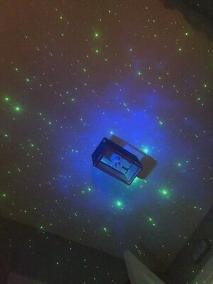 The Laser Star Projector - Laser Cosmos