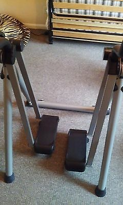 Gravity Strider Exercise Machine Air Walker made by v-fit very good condition