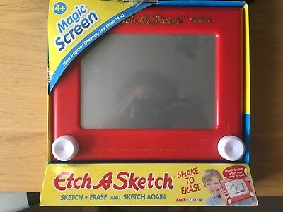 Brand New & Boxed Magic 'Etch A Sketch' Screen - Retro Toy