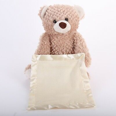 Koko Game Toy Teddy Bear Play Hide And Seek Lovely Cartoon Stuffed 30cm
