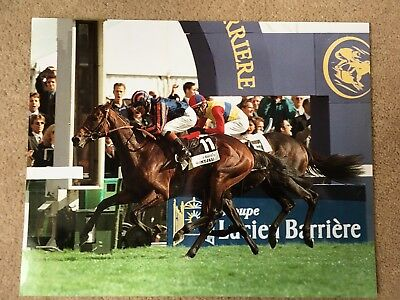 MONTJEU 10x8 PHOTO winning the ARC