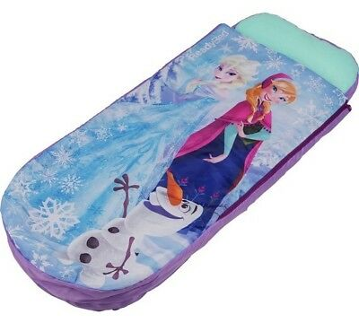 Frozen Sleeping Bag With Pump