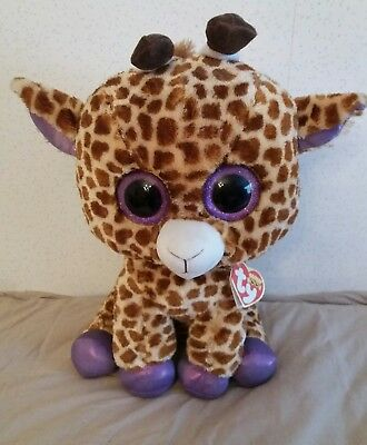 "Ty Beanie Boo Safari  16"" Large"