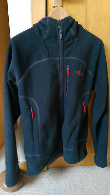 Rab Novak Fleece Hoodie - Size Medium