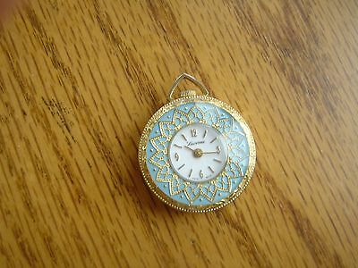 Lucerne  Watch    Pendant  gold plated