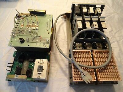 USED Western Electric 1A2 KEY SYSTEM /620A2 WITH 8 4000F SAN BAR 79B2 POWER UNIT