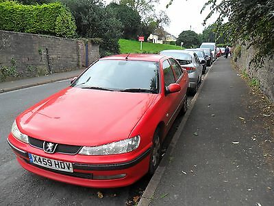 Peugeot 406 Rapier Hdi With Mot. Read Listing Carefully