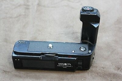 Minolta Motor Drive 1 for X-370 X-700 X-570 X-500 Excellent Working Conditons
