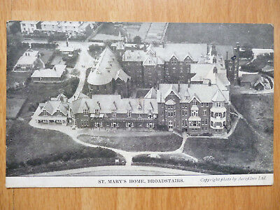 St Mary's Home Broadstairs From The Air Aerofilms Ltd