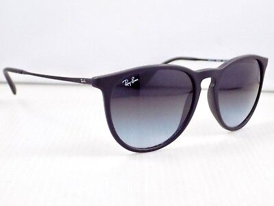 Ray Ban Erika Matte Gradient RB4171 622/8G Sunglasses & Case