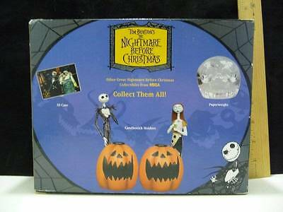 The Nightmare Before Christmas Neca Jack Candles Pack of 11 w/Box