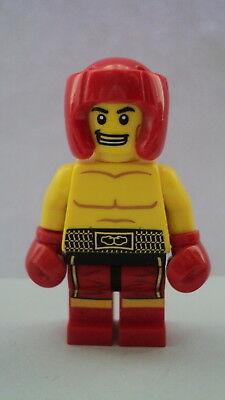 Genuine Lego CMF Collectable Minifigures Series 5 Boxer Figure