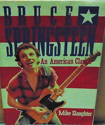 "Bruce Springsteen ""An American Classic"" book"