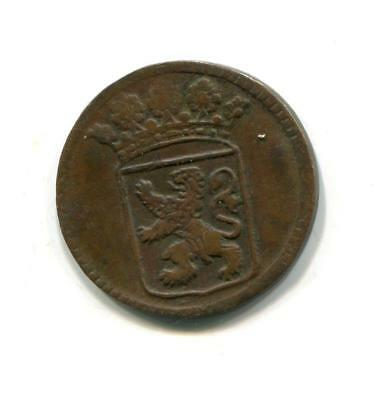 Netherlands E.indies 1744 Duit