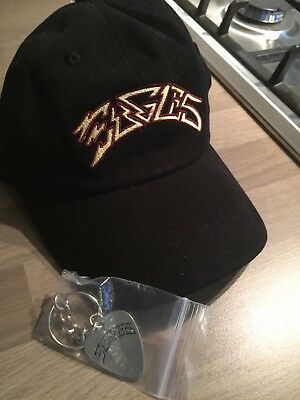 The Eagles Band Tour Cap 2014 & Keyring