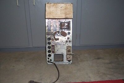Seeburg receiver with stepper and cover