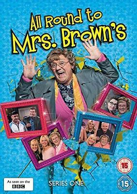 Mrs. Brown?s Boys - All Round to Mrs. Bro with Brendan O'Carroll New (DVD  2017)