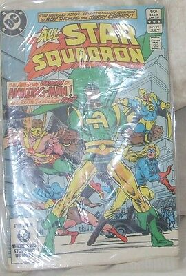ALL STAR SQUADRON Issue 23 July1983 DC Comics Justice Society JSA