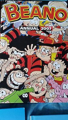 The Beano Annual 2007 hardback good condition
