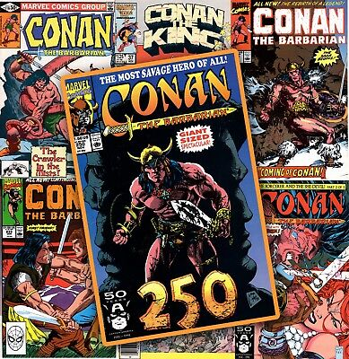 2 lbs (20 books) of great Conan comics w Comics by the Pound ~ FREE SHIPPING!