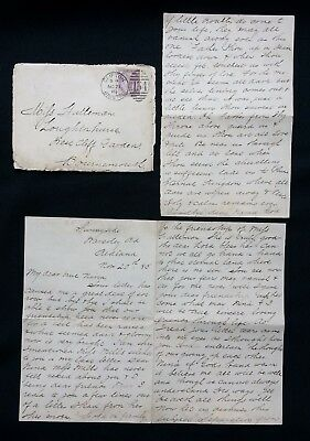 1885 QV COVER/LETTER CLIFTON BRISTOL 134 DUPLEX 1d LILAC BOURNEMOUTH & BATH CDS