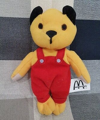 Sooty and sweep show sooty soft toy new