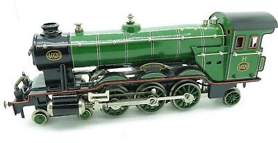 Marklin 'Flying Scotsman' Gauge O Live-steam loco and tender