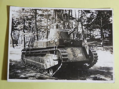 WW2 Japanese Army Picture of Type 89 I-Go.Very Good