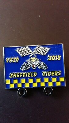 Sheffield Tigers Speedway Badge 2012