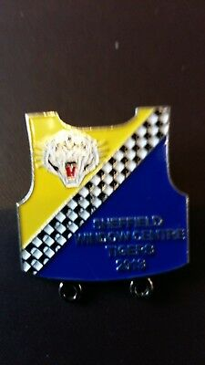 Sheffield Tigers Speedway Badge 2013