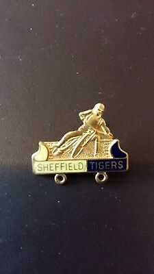 Sheffield Tigers Speedway Badge