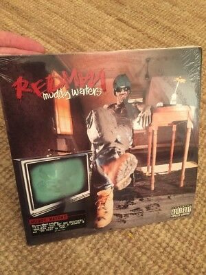 Redman Muddy Waters 2 X LP,mint,unplayed,still half wrapped First Press 1996