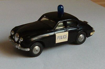 Minic Motorway M1552 police car with working light