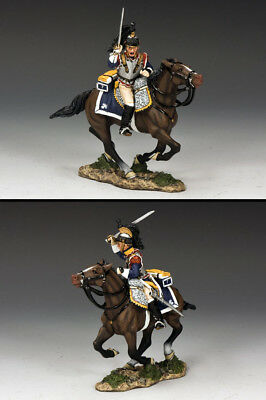 King and Country NA255 - Cuirassier Charging and Hacking!