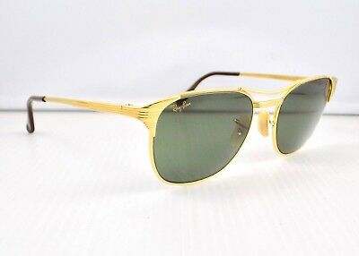 90's B&L Ray Ban Signet I W0386 Sunglasses & Case