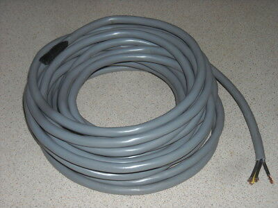 Farnell 4 core 2.5mm2 3 phase plus earth cable 12m