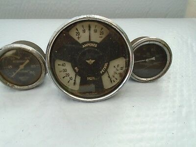 Smiths, David Harcourt, Gardner. Gauges mixed lot. Need attention unsure if work