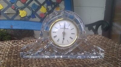 Tyrone Crystal Clock
