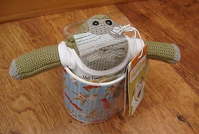 PG Tips Beanie Plush Toy in Mug Set (Most Famous Monkey Comic Relief 2016) NEW