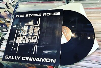 "Stone Roses Vinyl 12"" Single Sally Cinnamon 12 Rev 36 Ian Brown John Squire"