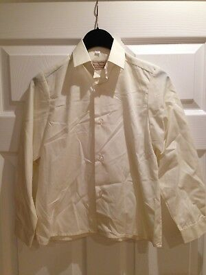 Showing Selection Cream Shirt Child 11.5
