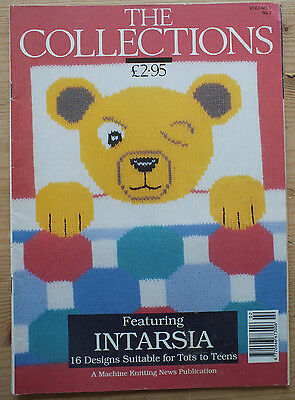 Machine Knitting News The Collections Intarsia Tots to Teens Knitting Patterns