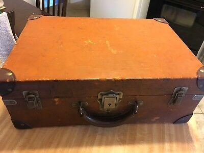 Rare Antique 1900's Iten Biscuit Co / Salesman Suitcase